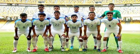 India U-16 beat defending Asian champs Iraq