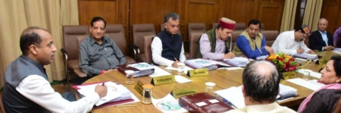 HP Cabinet decides to implement Rs 224 cr irrigation scheme