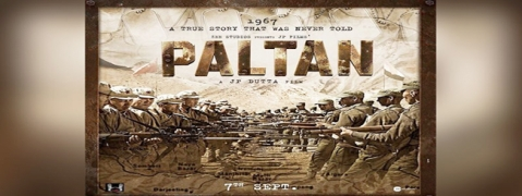 Filmmaker JP Dutta roped in 300 army personnel for 'Paltan'