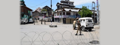 Article 35-A: Curfew-like restrictions in Srinagar