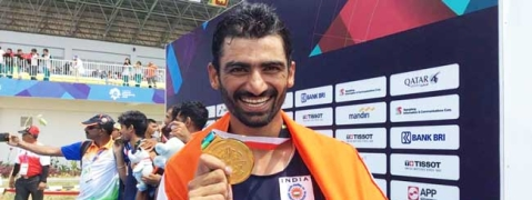 Indian rowers bag one gold, two bronze