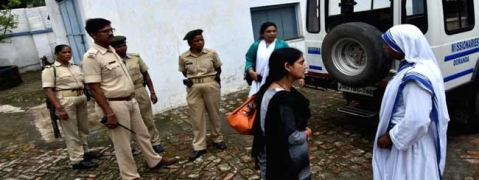 CID team visits Nirmal Hriday in Ranchi to probe child sale case