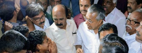 Rain Fury: Kerala CM seeks contribution from NRI Community in relief efforts