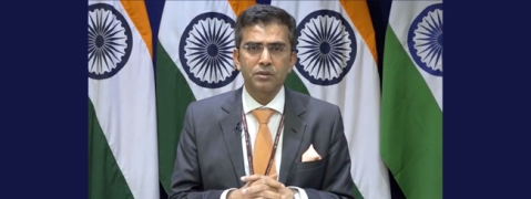 Imran has 'penchant' for talking on internal affairs in India, only to deflect focus: MEA