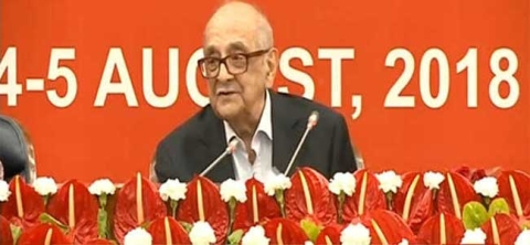 Disruption in parliament can't be justified: Nariman