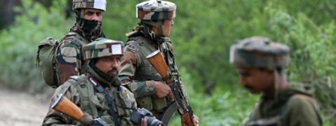 Four soldiers martyred, two infiltrators killed in Kashmir