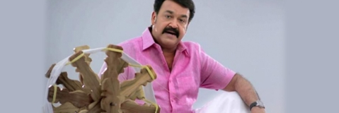 Khadi board slaps notice against Mohanlal's charka-spinning ad