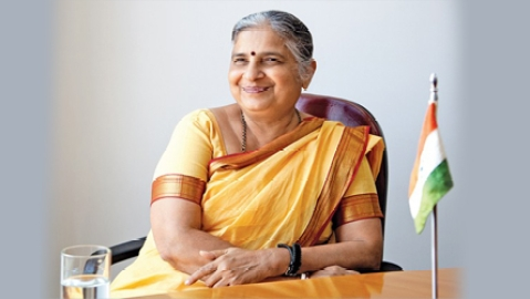Sudha Murthy to inaugurate Dasara festivities