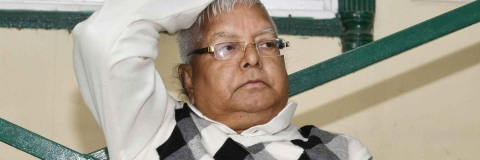 Fodder Scam: HC orders Lalu Yadav to surrender by Aug 30, denies further extension of provisional bail