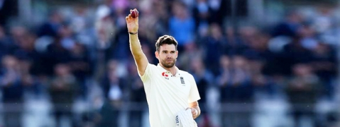 Anderson does the damage as India rolled out for 107