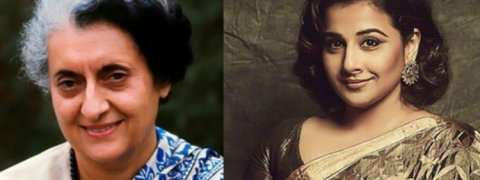 Vidya Balan to play Indira Gandhi in web-series