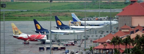Kochi airport lifts suspension on arrivals after 2 hours