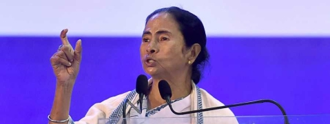 Even One lakh FIRs won't slow our fight: Mamata