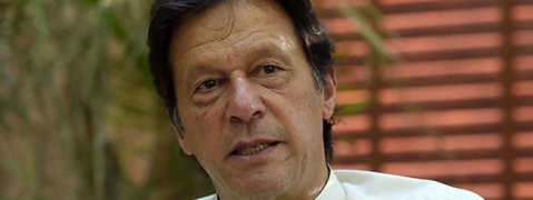 ISI first line of defence, says Imran