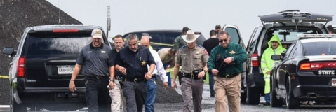 Texas police arrest Border Patrol agent for murdering four women