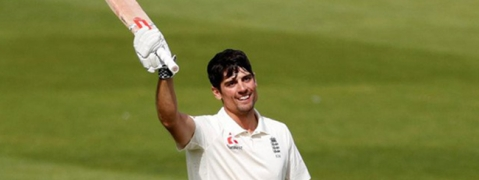 Alastair Cook breaks into top five of all-time Test run-scorers