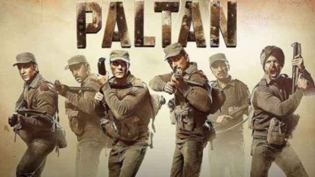 PALTAN: J.P. Dutta's take on the 1967 Indo-Sino Conflict