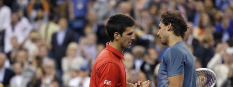 Nadal, Djokovic one win from renewing rivalry in New York
