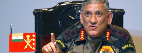 Army Chief says difficult to keep soldiers away from smartphone, social media