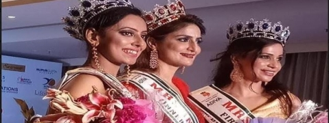 Army officer's wife Aditi Singh crowned 'Mrs India Earth 2018'