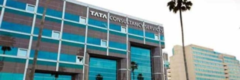 TCS touches Rs 8L Cr after Reliance