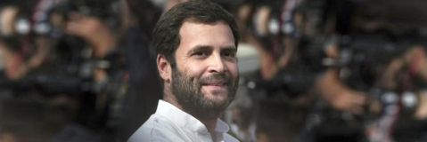 Waters of lake Mansarovar are gentle: Rahul