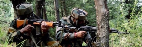 3 militants killed in an encounter with security forces in Bandipora