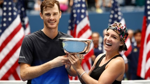 Murray, Mattek-Sands win US Open mixed doubles