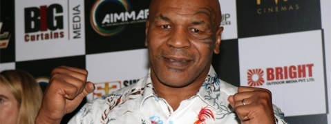 I'm a slumdong: Mike Tyson