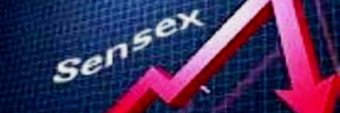 Sensex down 299.18 pts during week