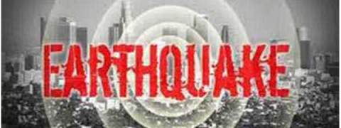 Mild intensity earthquake in Assam
