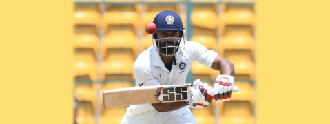 India A gains 31-run lead against Australia A