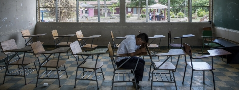 Violence at school unforgettable lesson: UNICEF