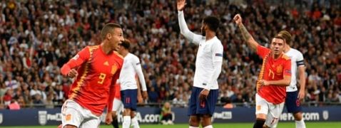 Spain start Enrique reign with win in England