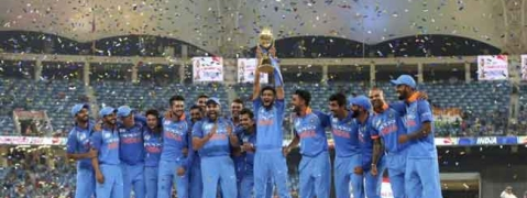 India beat Bangladesh in a last ball thriller to lift Asia Cup title