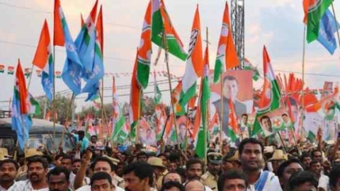 Cong-JD (S) combine beats BJP in the Karnataka local body elections