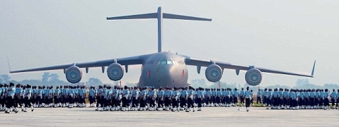 IAF to celebrate 86th anniversary on October 8