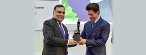 SRK named 'Game Changer' at India-UK conclave