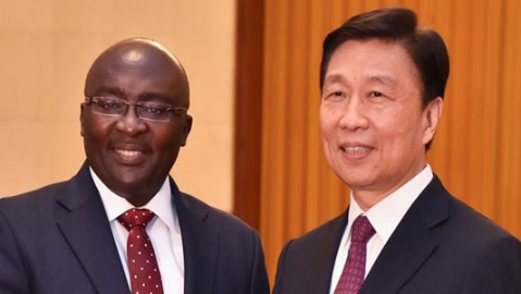 China, Ghana to strengthen bilateral relations