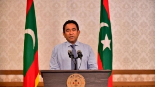 Maldives President defeated in election