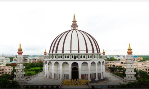 VP Naidu to inaugurate world's largest dome in Pune on Oct 2
