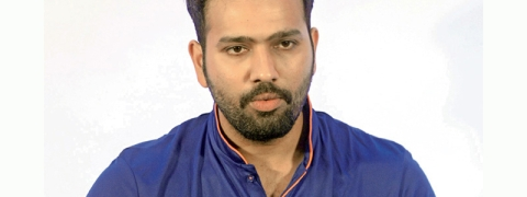 We learned from our mistakes: Rohit Sharma