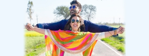 'Tere Liye' features crackling chemistry between Arjun, Parineeti