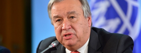 Pacific Island's concern over climate change at the heart of UN work: Guterres