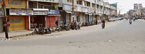 Nationwide bandh evokes good response in Karnataka