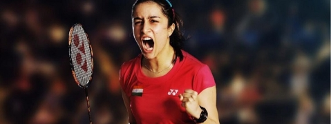 Shraddha Kapoor looks ready to win in first look of Saina Nehwal biopic