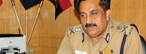 I have been framed in gutka case, says top cop