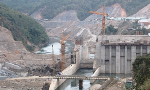 Nepal revives power plant deal with China