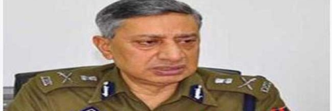 J&K DGP Vaid shifted, posted as Transport Commissioner
