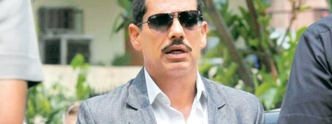 It's political witch-hunt, Vadra on summons by ED on land deal in Rajasthan